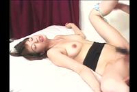 白肌の爆乳インストラクター妊娠覚悟のAVバイト!