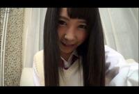 制服娘のマン汁ぴちゃぴちゃ指ズボオナニー【自画撮り】Vol.01