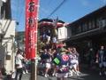 熊野市木本神社のお祭り・よいや